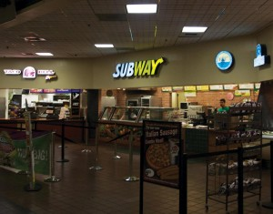 Campus Food Facilities Clean Up After Violations
