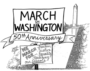 March Inspires Reflection 50 Years Later