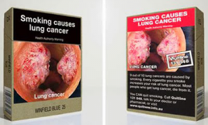 GUMC Study Links Cigarette Packaging to Brain Stimuli