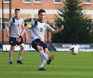 MEN'S SOCCER | Hoyas Depth on Display in 6-0 Rout