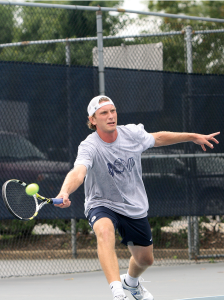 TENNIS | Tehrani Goes Undefeated at Georgetown Classic