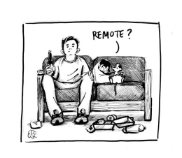 Editorial: If You Give a Mouse a Home