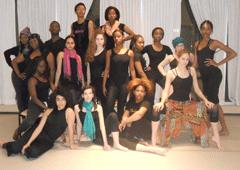 Campus Spotlight: Black Movements Dance Theatre