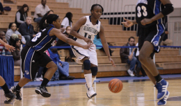 WOMEN'S BASKETBALL | Hoyas Survive Home Scare From Seton Hall