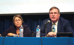 Education Officials Stress Importance of College