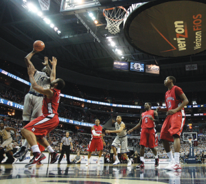 'S BASKETBALL | Defense Lapses at Pittsburgh