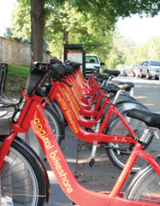 Capital Bikeshare Plans to Install Rental Stations on National Mall