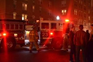 Small Fire Forces Southwest Quad Evacuation
