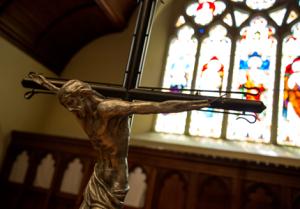 Chapel Vandalism Unexplained