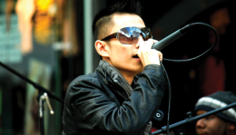 Music Gets Minh Off the Streets and into World Tour