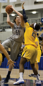 WOMEN'S BASKETBALL | Butler Stands Out in Losses