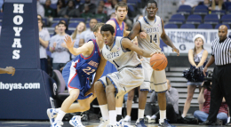 MEN'S BASKETBALL | Hoyas Hope to Hold off Rutgers