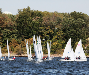 Anchors Up: Hoya Sailors Prep for Another Winning Season