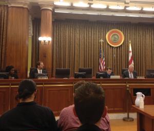 Decriminalization on Council Agenda