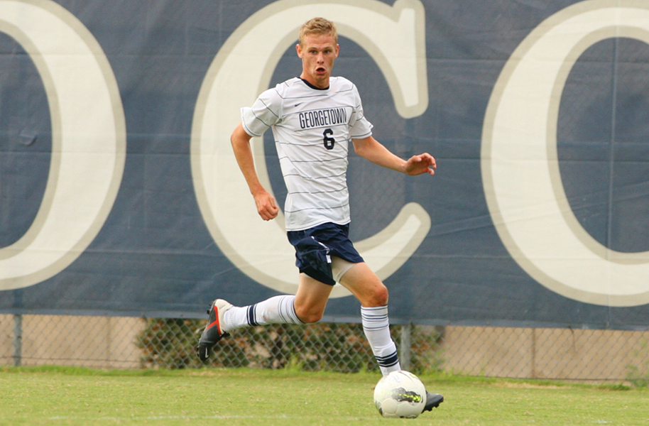 MEN'S SOCCER | PSU Draw Extends GU Unbeaten Streak