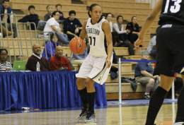 WOMEN'S BASKETBALL   Rodgers' 25 Drive Bounce-Back Rout of Pitt