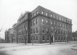 A Lifetime Ago: Looking Back at LXR's Past Residents