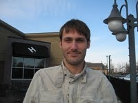 Courtesy: Sharon VanDyke Matthew VanDyke shortly before departing for Libya. He has not been heard from in 60 days.