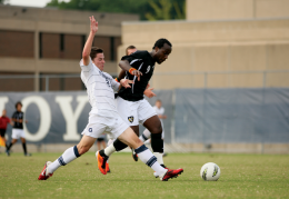 MEN'S SOCCER | Hoyas Open Season With OT Loss