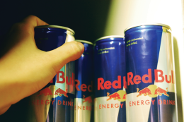 Energy Drinks Pose Risks
