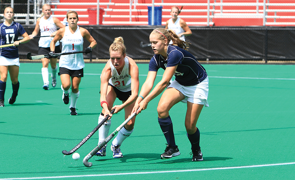 FIELD HOCKEY | GU Optimistic After Wins