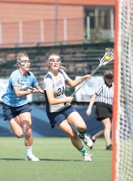 WOMEN'S LACROSSE | Hoyas Handle Quakers in Philly