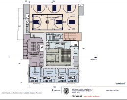 Georgetown Announces IAC Plans