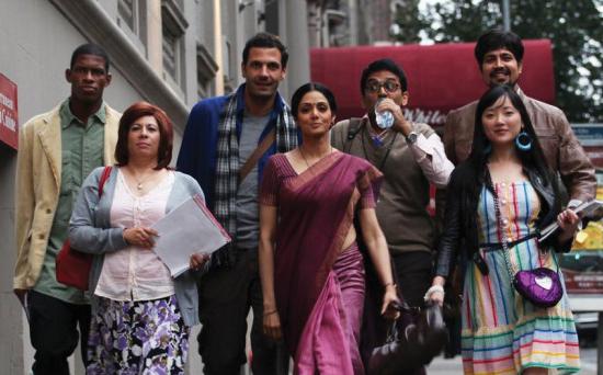 City and Campus Focus on Film