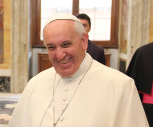 Students, Faculty Get Papal Audience