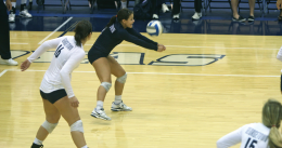 VOLLEYBALL | Williams Hopes Tough Practices Yield Results