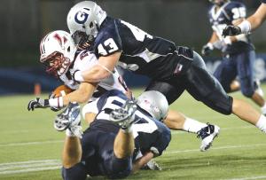 Patriot League OKs Football Scholarships