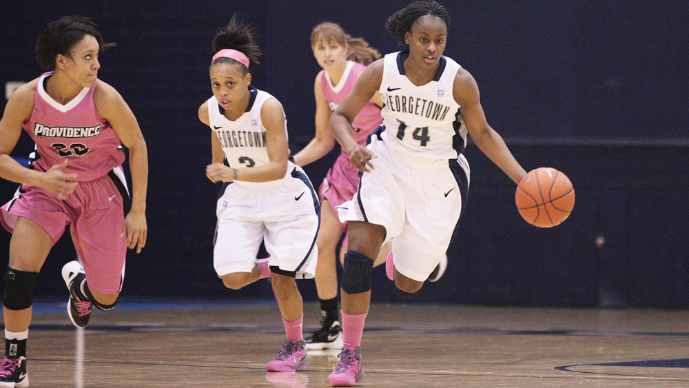 WOMEN'S BASKETBALL |  Hoyas Primed for Rematch at 'Cuse