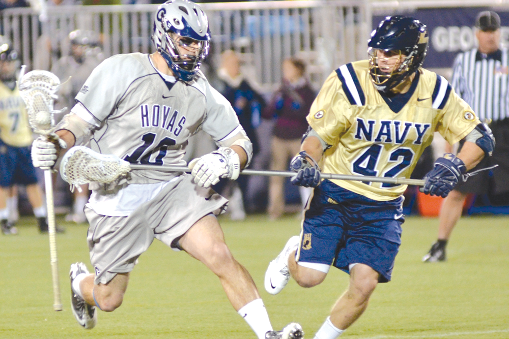 MEN'S LACROSSE | Georgetown Set to Open Season Against Terps