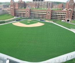 Baseball Field's Memory Endures