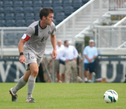 MEN'S SOCCER   GU Boosts Resume With Marquette Win