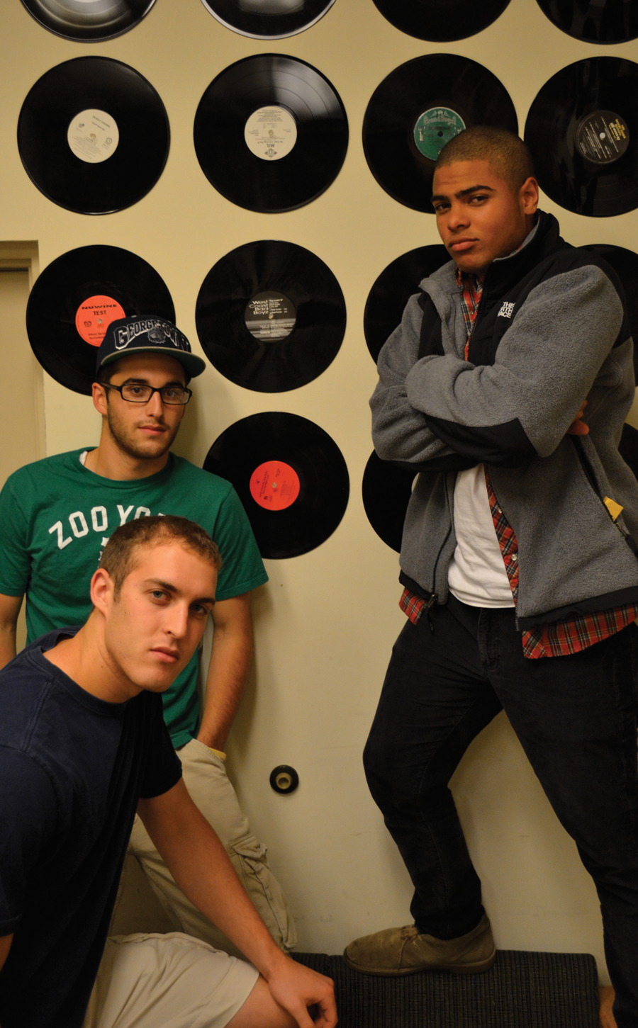 Hip-Hop Club Raises Georgetown's Street Cred