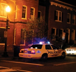 FILE PHOTO: CHRISTINA BUCKLEY/THE HOYA New D.C. protocol, effective since Tuesday, may lead to a rise in noise-related arrests by the Metropolitan Police Department.