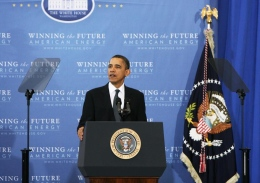 Highlights from Obama's Speech on Energy Security