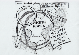 Kim's Crime Bigger Than Missiles