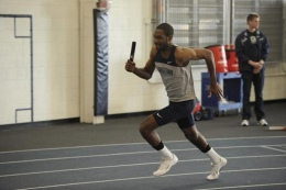 TRACK & FIELD | While Team Rests for Big Easts, Four Runners Compete on Road