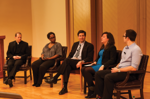 Speech Forum Promises Clarity