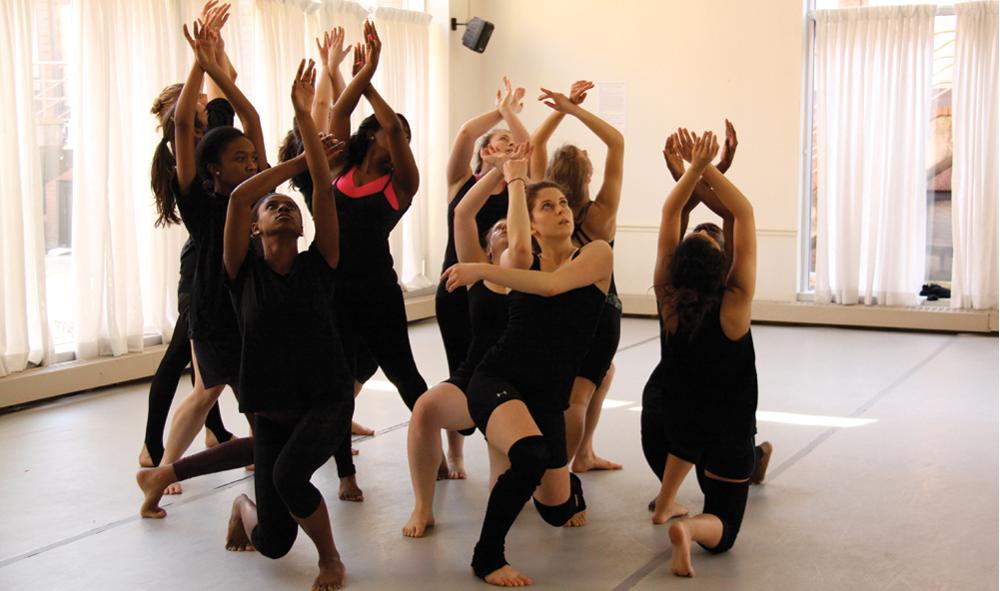 HANSKY SANTOS/THE HOYA Black Movements Dance Theater celebrates tradition through performance.
