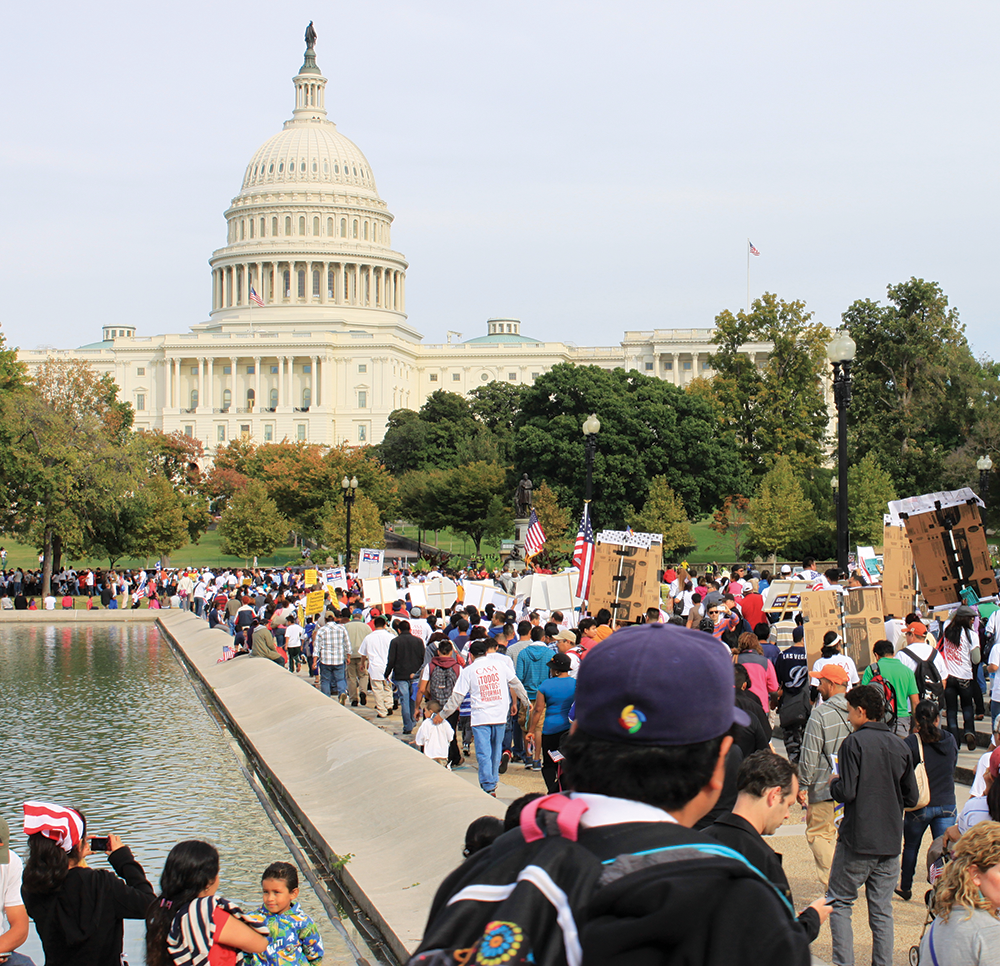 No Shutdown on Immigration Fight