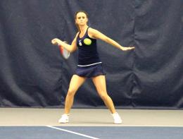 TENNIS | 'Nova Wins Build Confidence