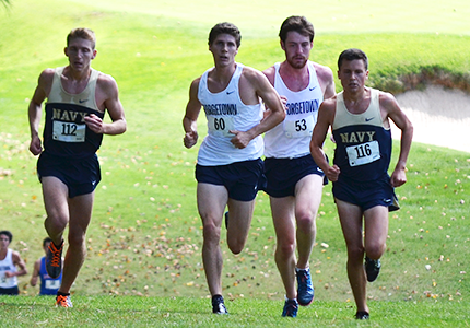 CROSS COUNTRY | GU Takes First in Openers