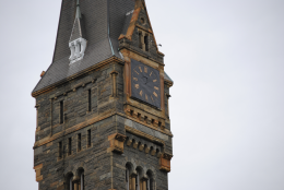 Healy Clock Hands Replaced