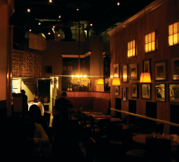 Hip Late-Night Spot Gives Tuscany A Run for Its Money
