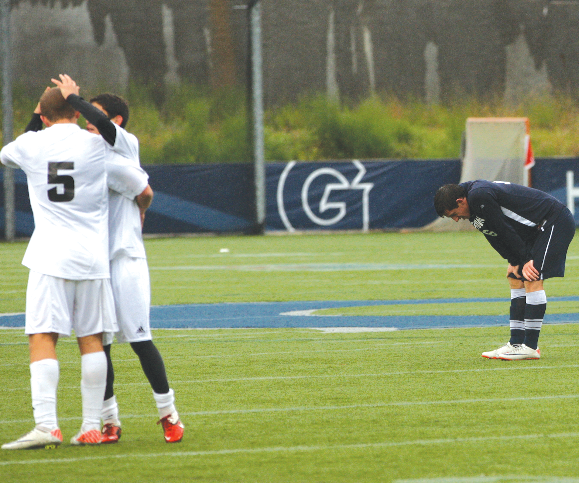 MEN'S SOCCER | Georgetown Left Out Of Tourney Field