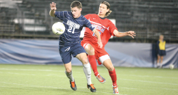 MEN'S SOCCER | Young Georgetown Squad Shows Promise in 2011