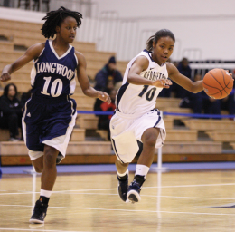 WOMEN'S BASKETBALL | Rodgers, Hoyas Struggle Early On